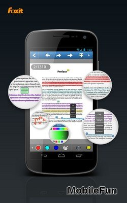 Foxit Mobile PDF Reader