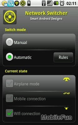 Network Switcher